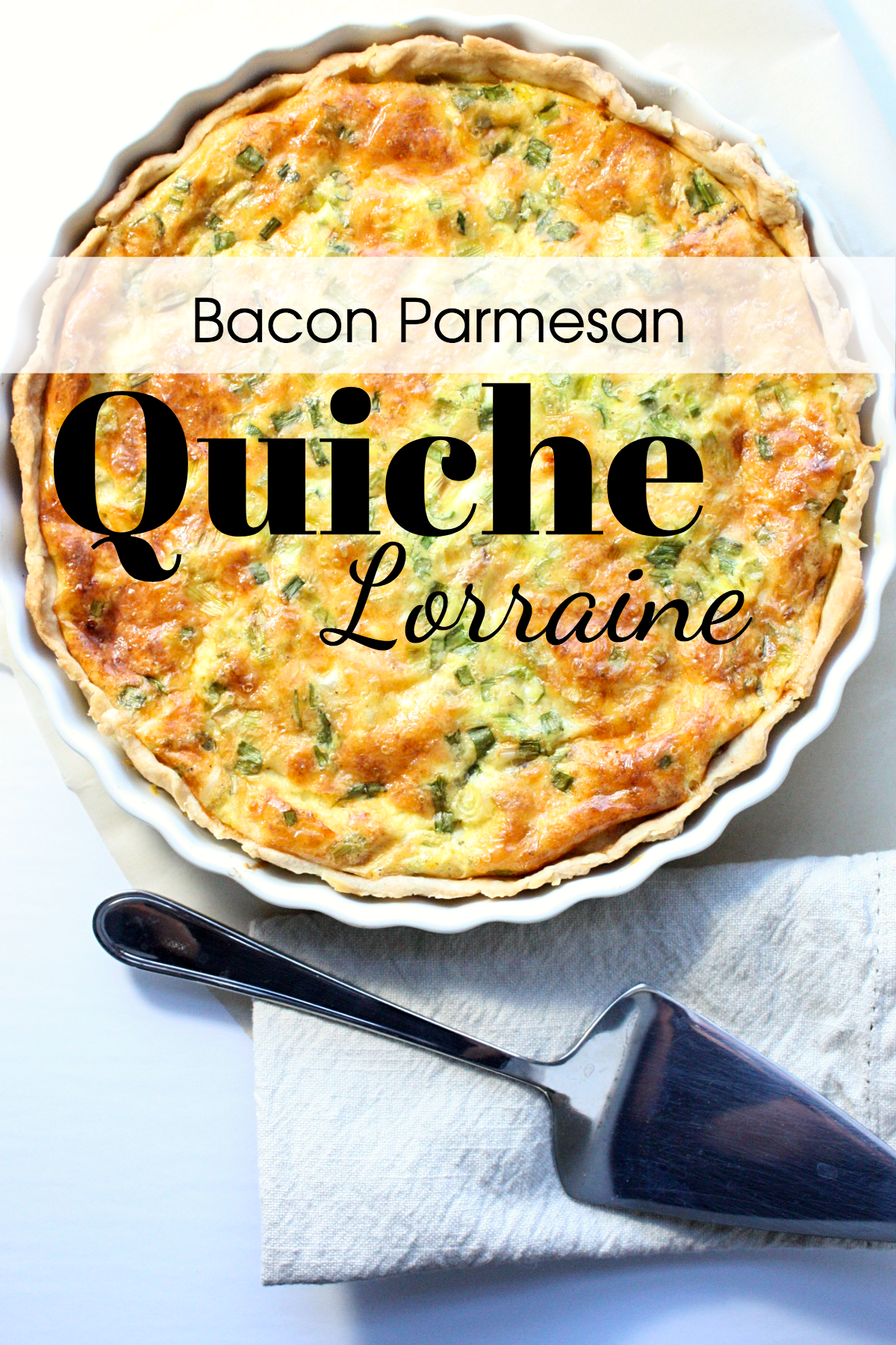 Bacon parmesan quiche lorraine monday sunday kitchen having a good go to quiche recipe is a must i mean come forumfinder Image collections