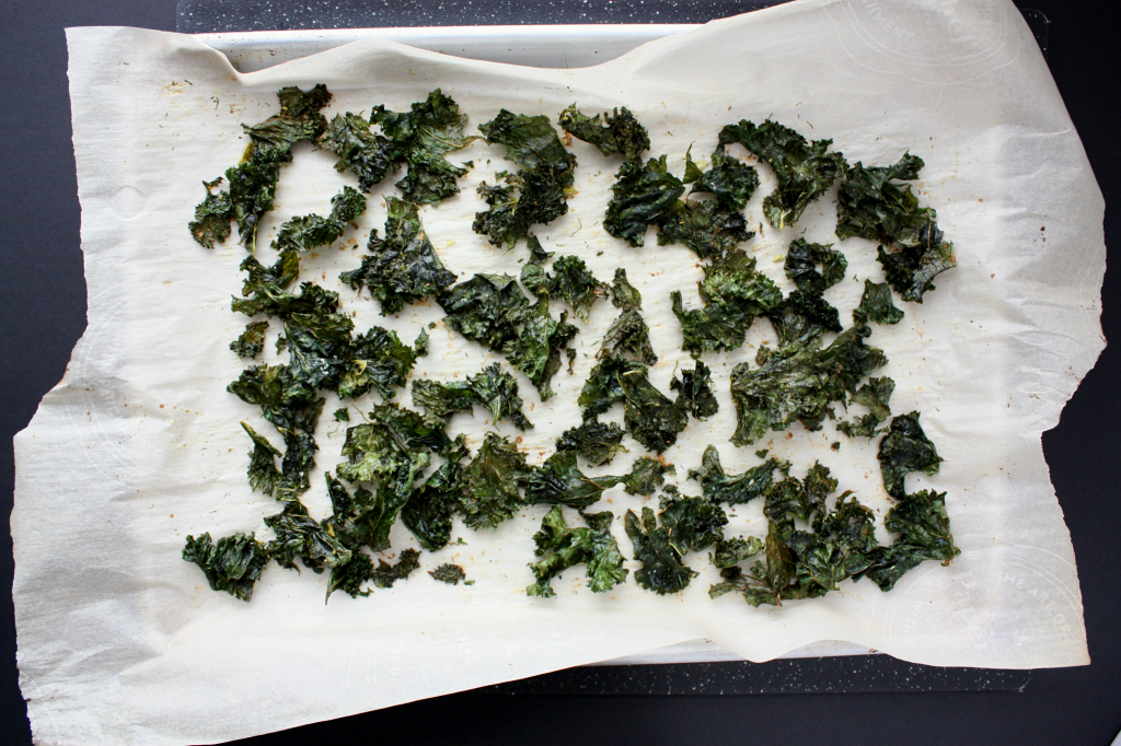 Dill Kale Chips