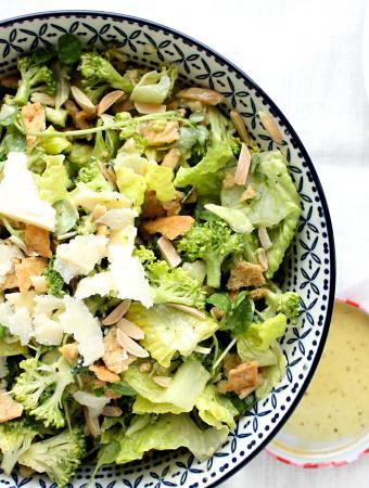 Fave Green Salad