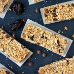 Healthy Chewy Granola Bar Recipe