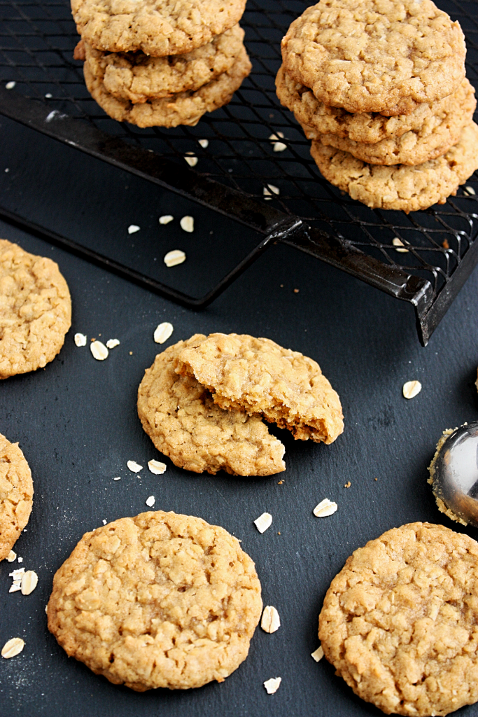 Ultimate Old Fashioned Oatmeal Cookies