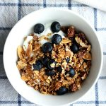 Healthy Homemade Maple Granola Recipe