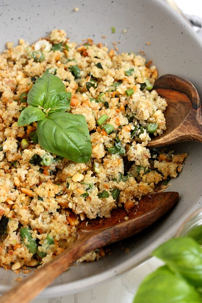 Coconut Thai Quinoa Salad