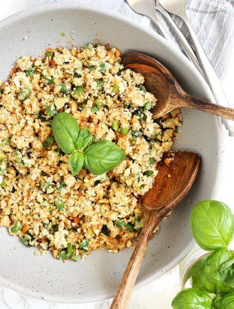 Coconut Thai Quinoa Salad