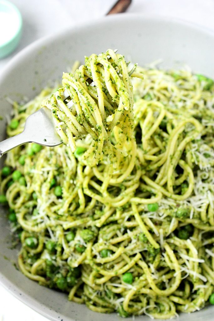 Spinach Pesto Recipe