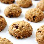 Healthy Date Breakfast Cookies