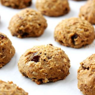 Healthy Date Breakfast Cookies